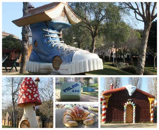 Pin De Janet En Parques Infantiles En España Parques Viajar Con Niños España Parques Infantiles