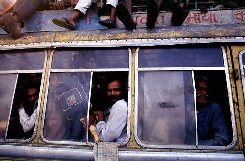 Transport in Rural India  #Greg Marinovich #Bihar