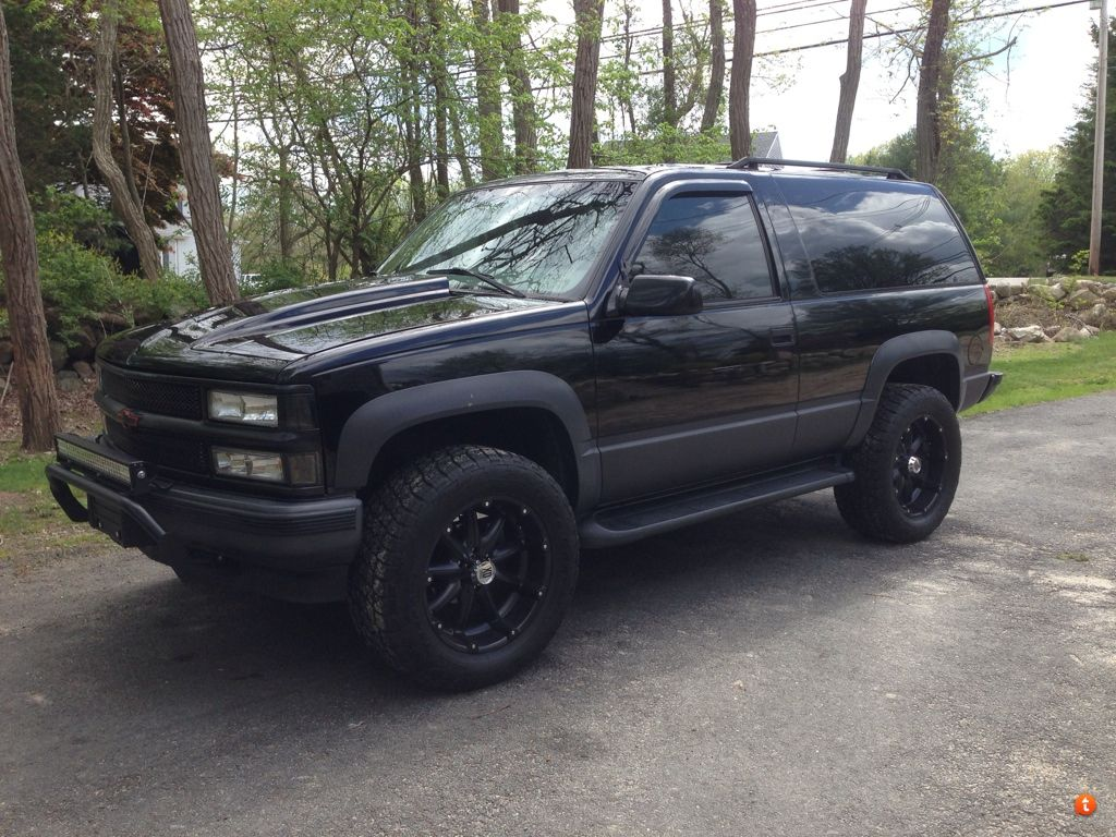 medium resolution of 2 door tahoe