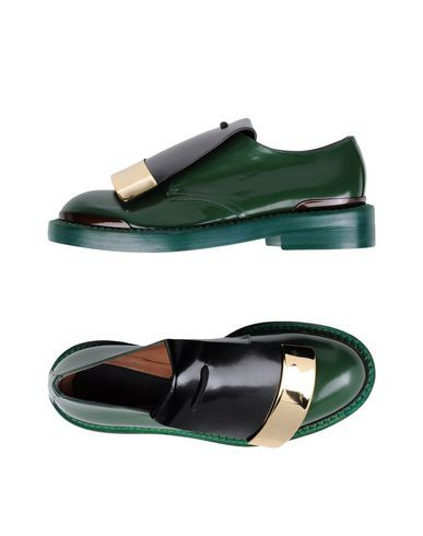 FOOTWEAR - Lace-up shoes Marni