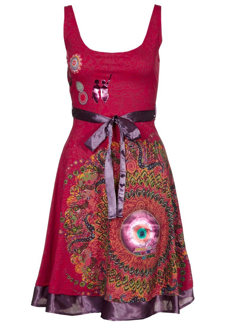 Very nice desigual dress | dress | Pinterest | Dressing gown ...
