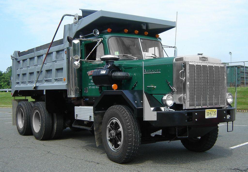 Autocar Dump Dump Trucks Trucks Big Trucks