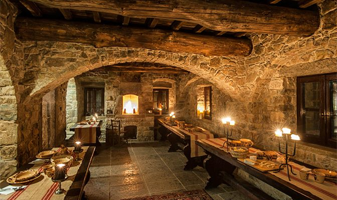 Located In The Center Of Italy Eremito Hotel Is Surrounded By Hectares Protected Natural Reserve Umbria Considered Spiritual Focal Point