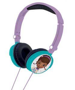 Buy Lexibook Doc McStuffin Headphone at Argos.co.uk, visit Argos.co.uk to shop online for Headphones and earphones, Headphones