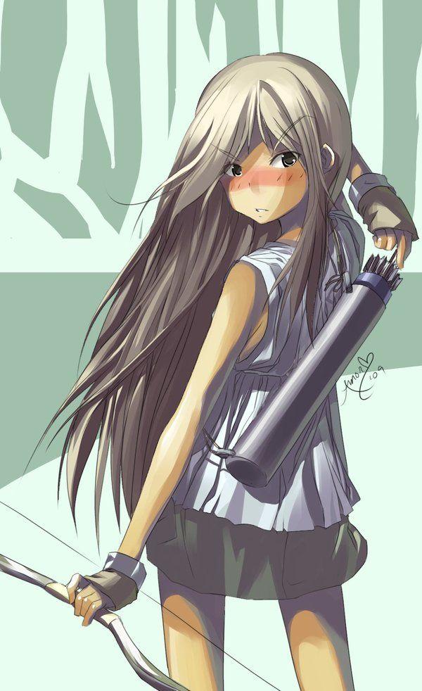 Hunter of Artemis | Anime! | Artemis, Hunter of artemis, Anime