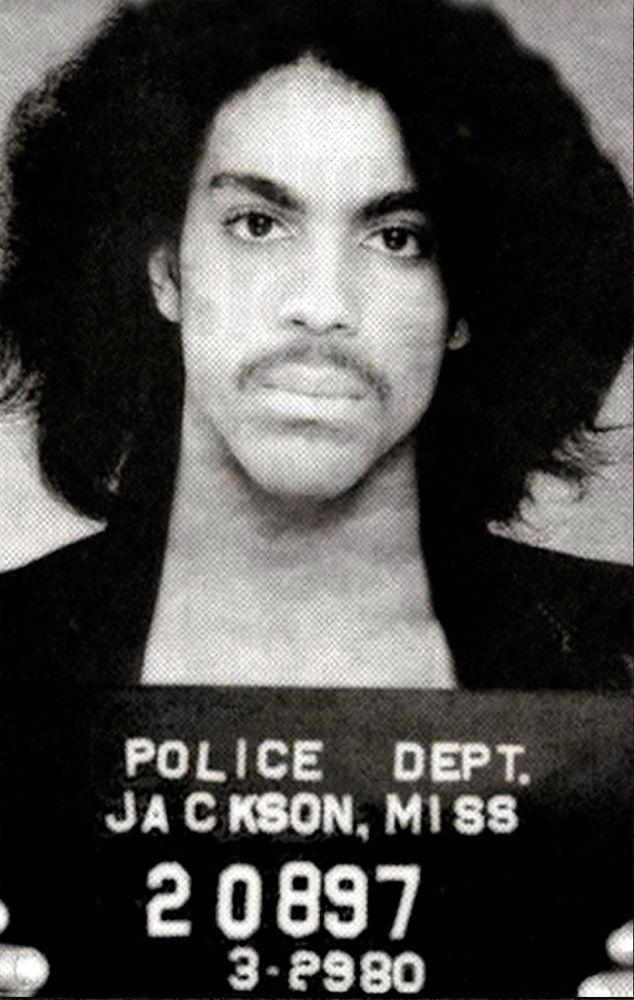 Photo of New Shooting Mug Prince Bright Poster Photo Picture Mugshot Jailed Famous Artist 71 | eBay