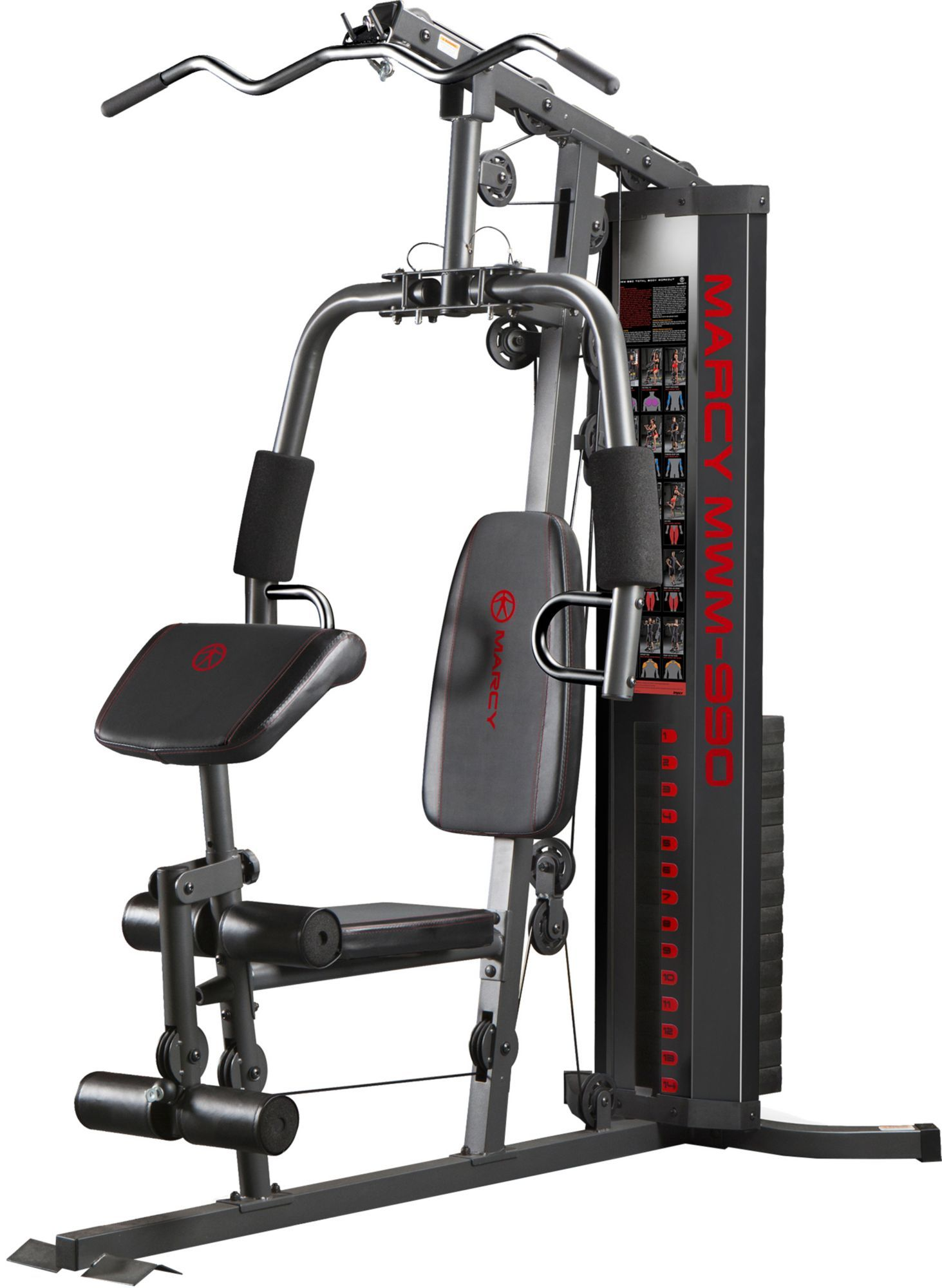 c1ad0853b5a Marcy 150lb Stack Home Gym