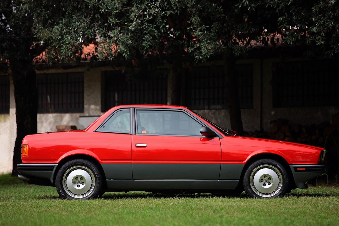 1992 Maserati Karif - Silverstone Auctions | Auto da sogno ...