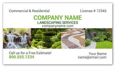 Landscaping Business Cards Google Search Landscaping Business Cards Landscaping Business Landscape Services