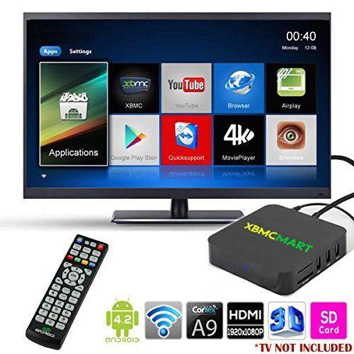 ANDROID TV BOX -FULLY LOADED KODI / XBMC -FULLY UNLOCKED ...