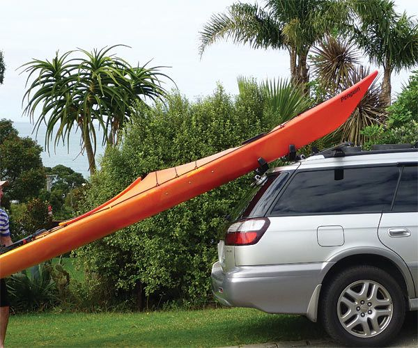 Captivating Suction Cup Tool For Helping You Lift Your Kayak Up On Your Roof Rack  #kayakaccessories