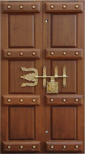 Pooja Room Door Carving Designs - Google Search