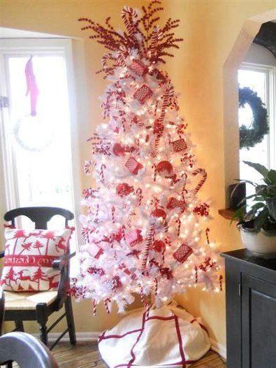Arboles de navidad decorados 2016 2017 80 fotos y - Fotos de arboles de navidad decorados ...