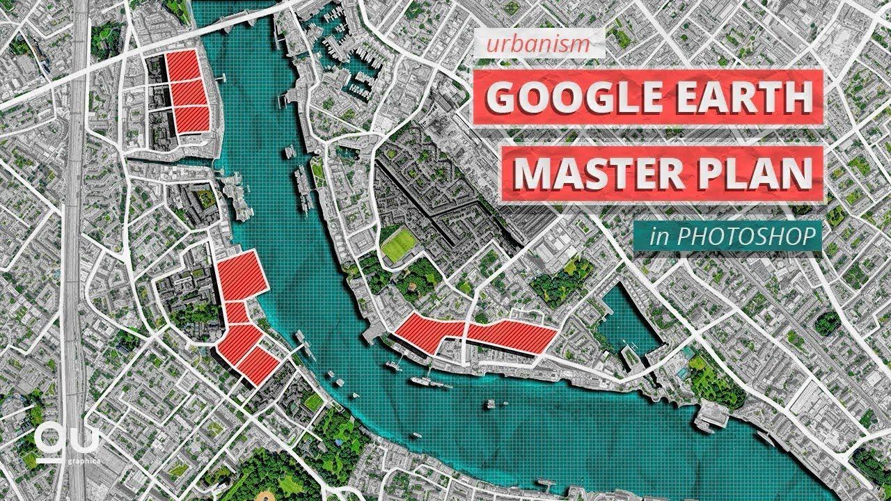 Google earth master plan in google