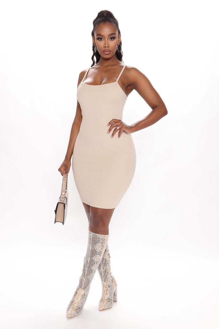 Go With Anything Mini Dress Tan Fashion Mini Dress Dresses [ 1140 x 760 Pixel ]