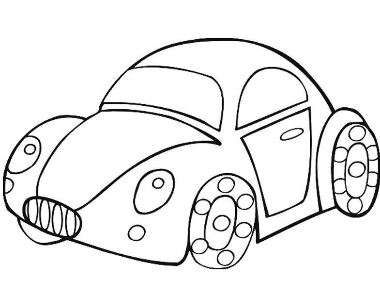 Plantilla para colorear coches - Imagui | JUEGOS, JUGUETES ...