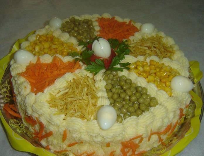 Torta Salgada De Pao De Forma Salgados Para Festa