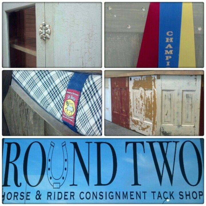 A unique consignment based tack store  | Our Store | Tack