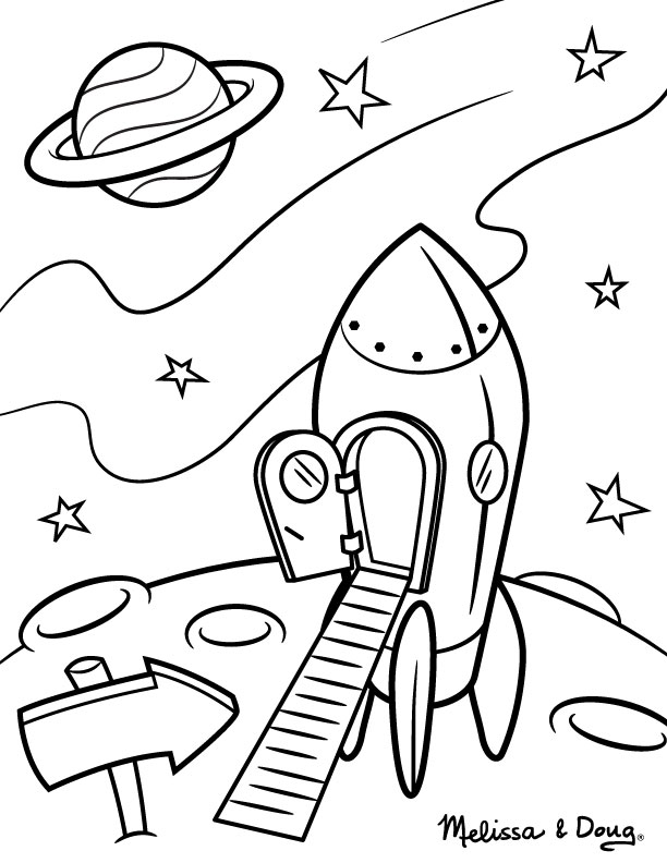 Pretend Play: Be an astronaut *Free printable!