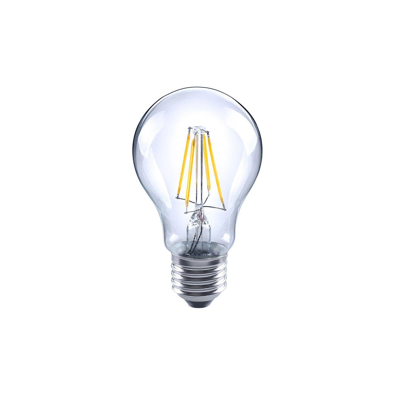 Ampoule Filament Standard Led 7w 806lm Equiv 60w E27 2700k 360