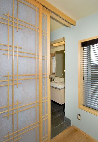 Merveilleux Custom Japanese Shoji Screens In Master Bath | Closet | Pinterest | Shoji  Screen, Doors And Closet Doors