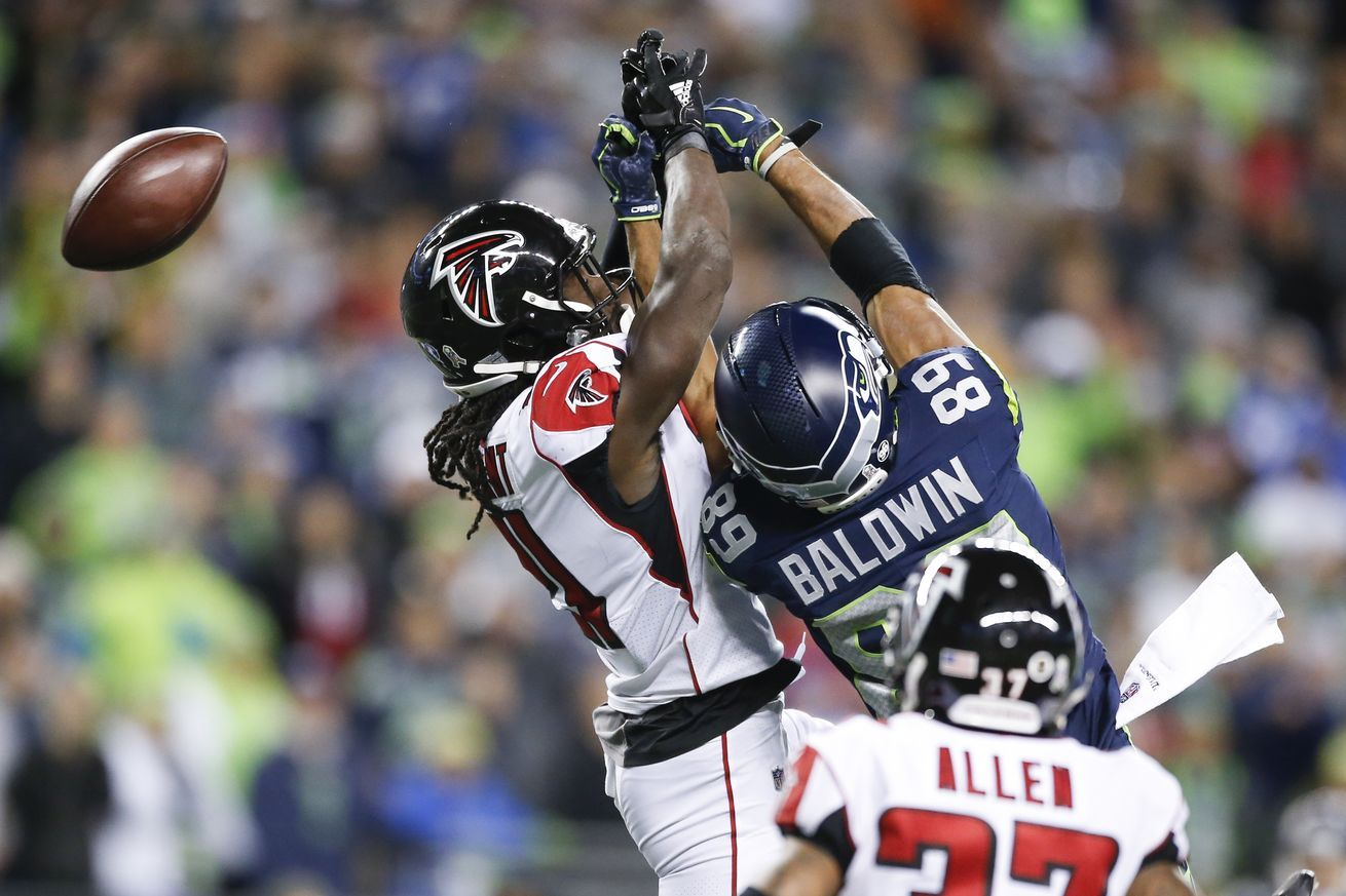 Desmond Trufant on track to return Thursday night against the Saints