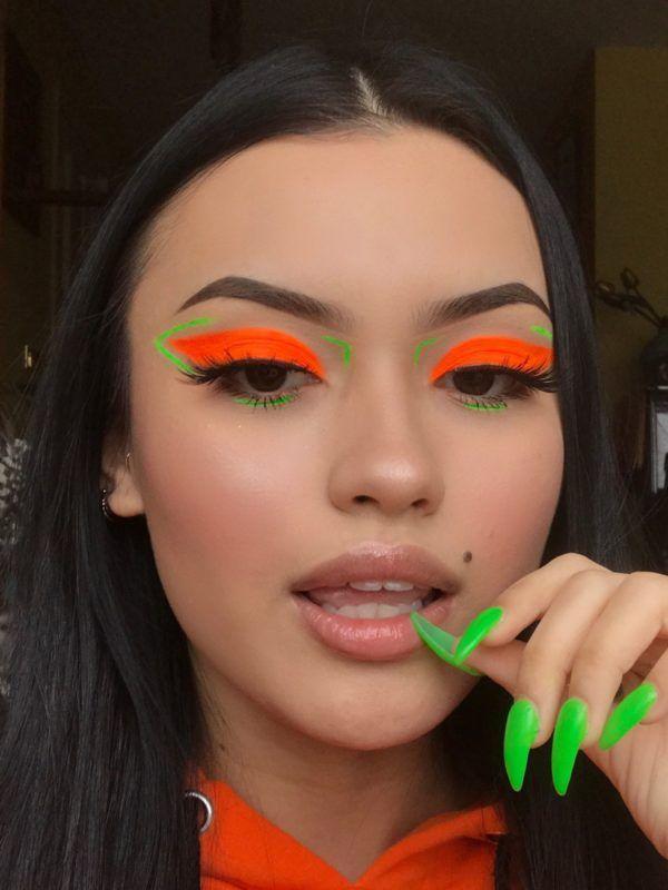 Photo of 12 Sombras neón para estrenar nuevo makeup