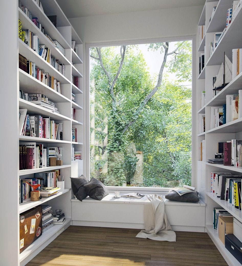 Awesome Home Library Design Only In Neuron Home Design Home Library Rooms Home Library Design Home Libraries