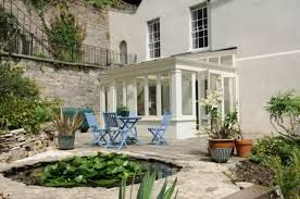 conservatory timber lean to - Google Search