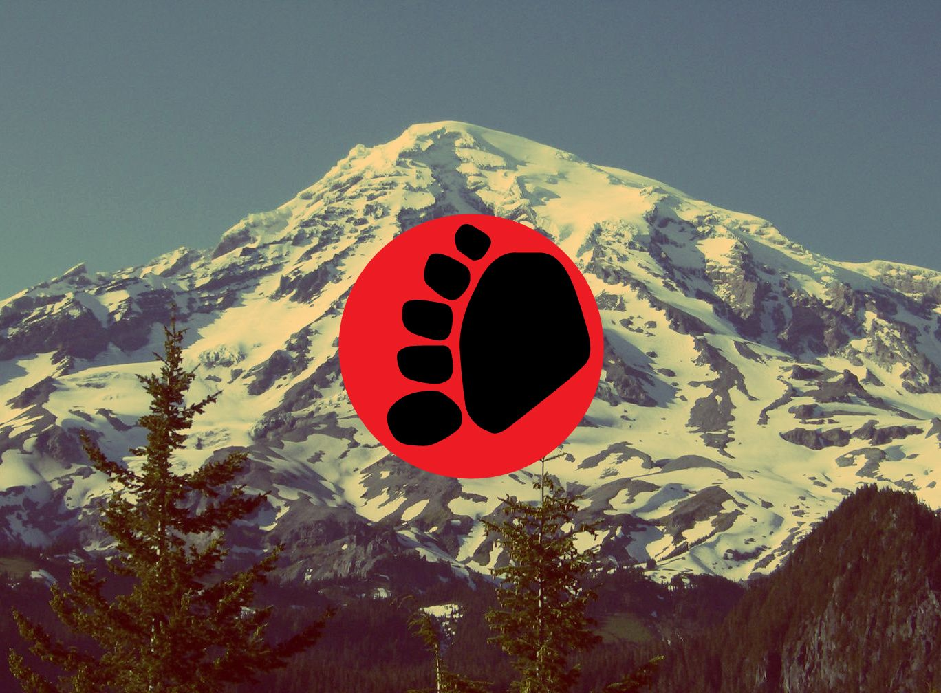 Logo on Rainier 1