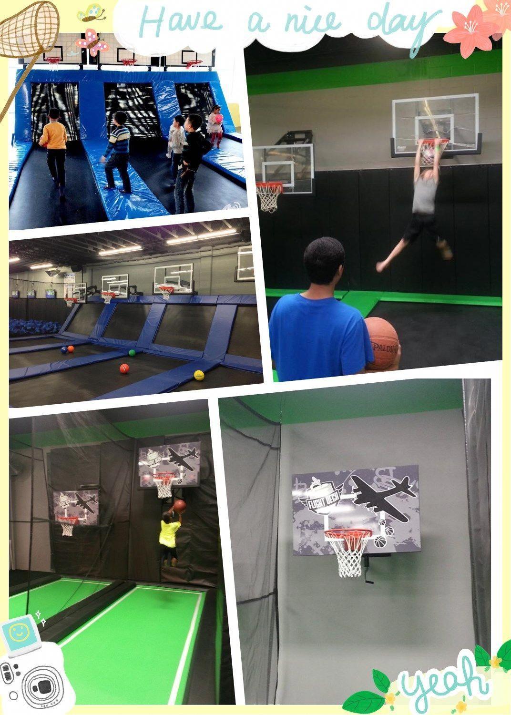 Basketball Apparel Basketball9YearOld Trampoline park