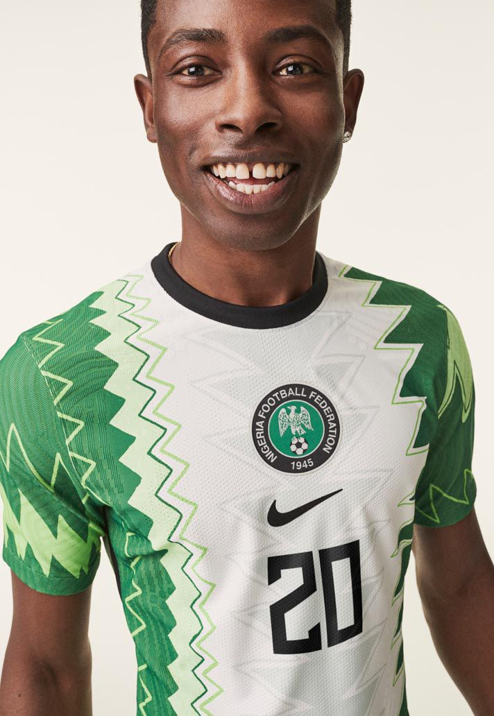 Nike Launches 2020 Football Kits For Nigeria Usa South Korea In 2020 Nike Football Football Fashion Football Kits