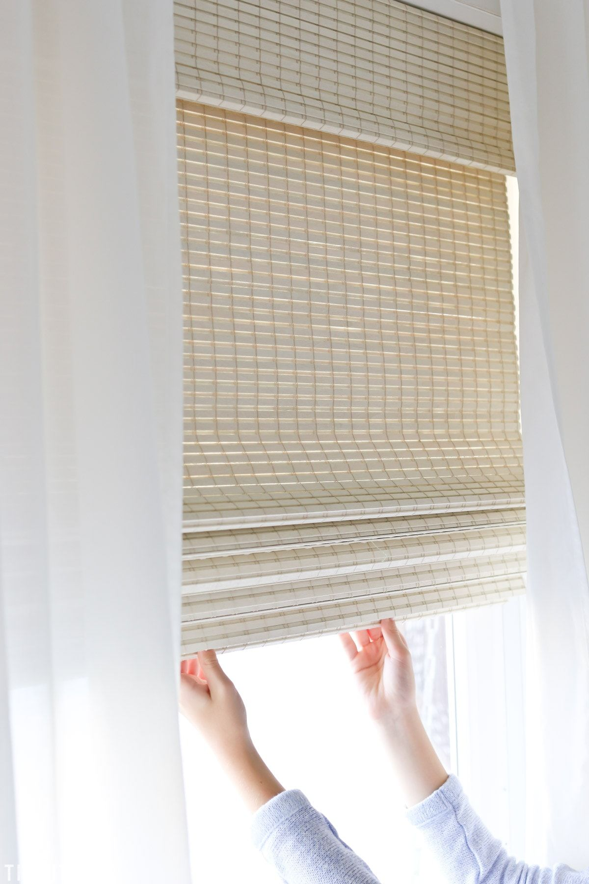 Office window coverings  our beautiful natural woven shades  home sweet home  pinterest