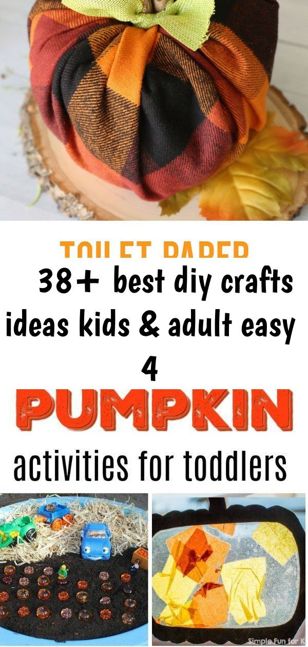 √ 38+ best diy crafts ideas kids & adult easy 4 √ 38+ Best DIY Crafts Ideas Kids & Adult Easy | recyden pumpkin themed activities for toddlers and preschoolers Halloween activities for toddlers and preschoolers pumpkin craft ideas DIY Pumpkin Banner ★ Are you looking for DIY Halloween decorations? We are happy to present you our collection of creative decor for Halloween. Check it out!#gla