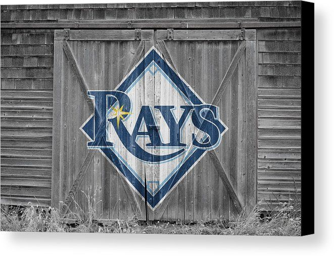 Tampa Bay Rays Canvas Print Canvas Art By Joe Hamilton Canvas Prints Canvas Stretch Canvas