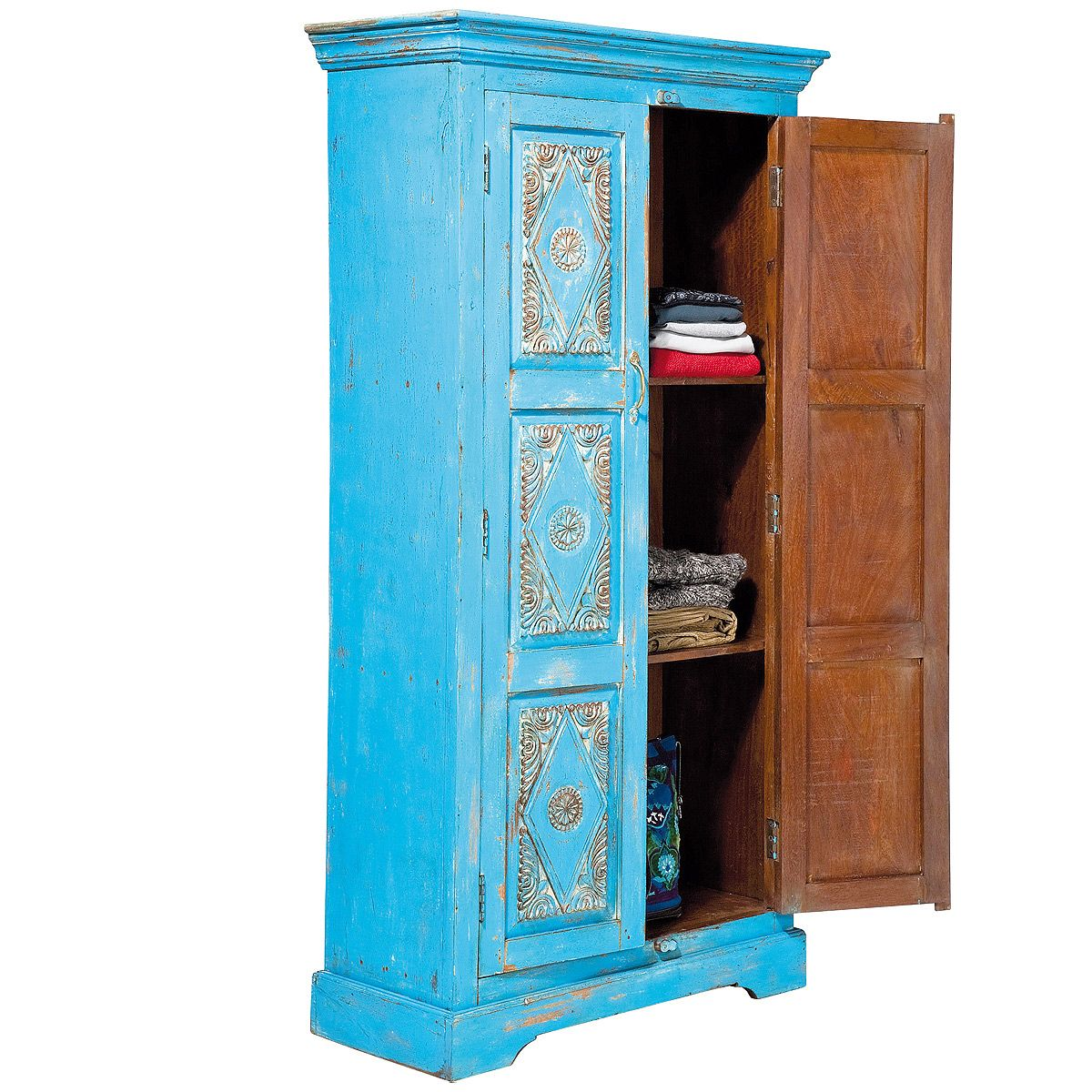 NEW! Formentera Armoire  |  Armoires & Wardrobes  |  Storage  |  French Bedroom Company
