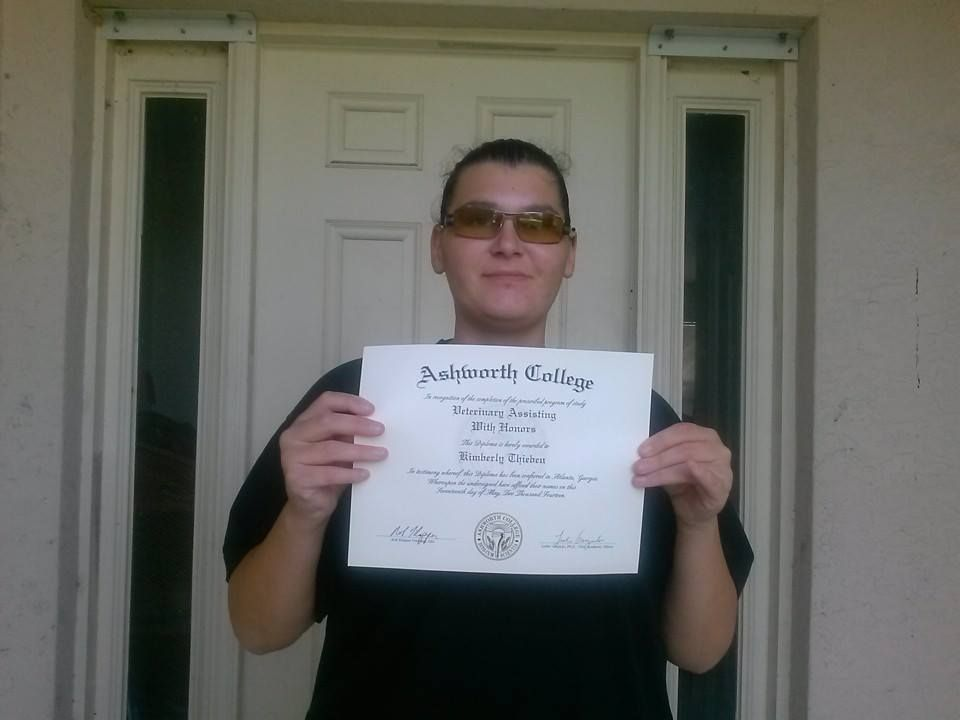 Kim Achieved A 38 Gpa In Our Veterinary Assistant Training Program