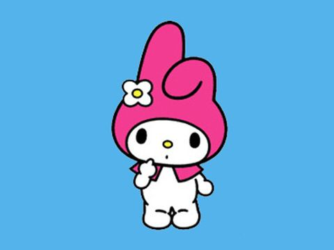 My Melody I Always Liked Her Better Than More Popular Cousin Hello Kitty Even Though Was Never Quite Sure What She