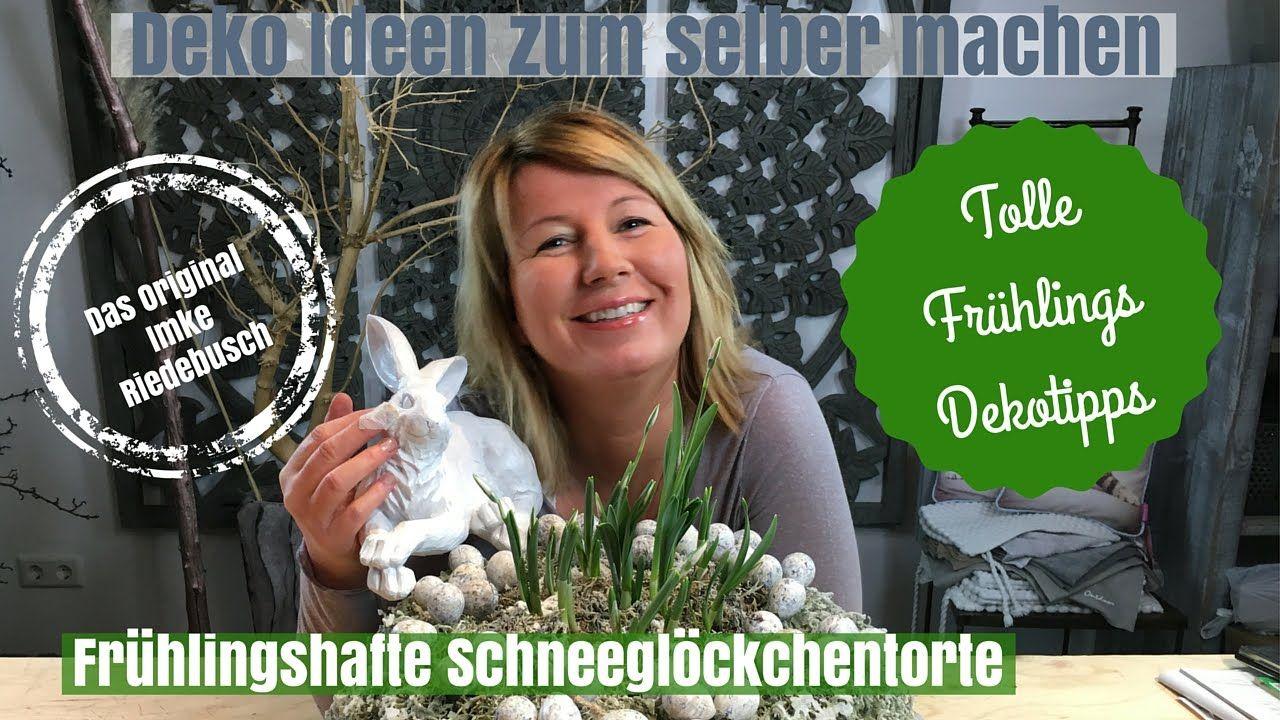 Diy Deko Ideen Zum Selber Machen Kreative Schneeglockchen