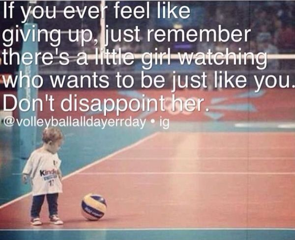 Volleyball Quotes, Volleyball