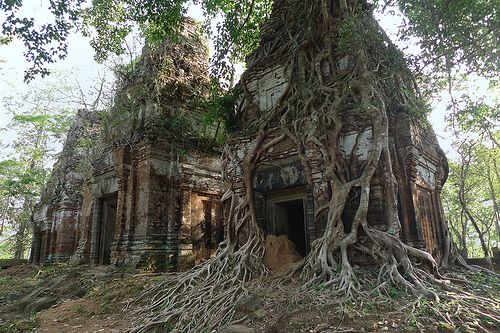 Koh Ker temples, Cambodia