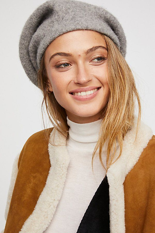 3b577e29a8fc4 Free People Clothing · Slide View 3  Bisous Slouchy Beret