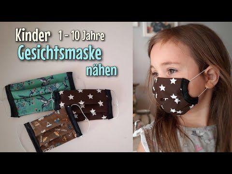 Photo of 子供フェイスマスク-縫製-子供フェイスマスク-初心者のための-Nähtinchen