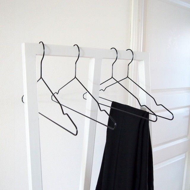 Via Oma Koti | Hay White Rack | Bedroom