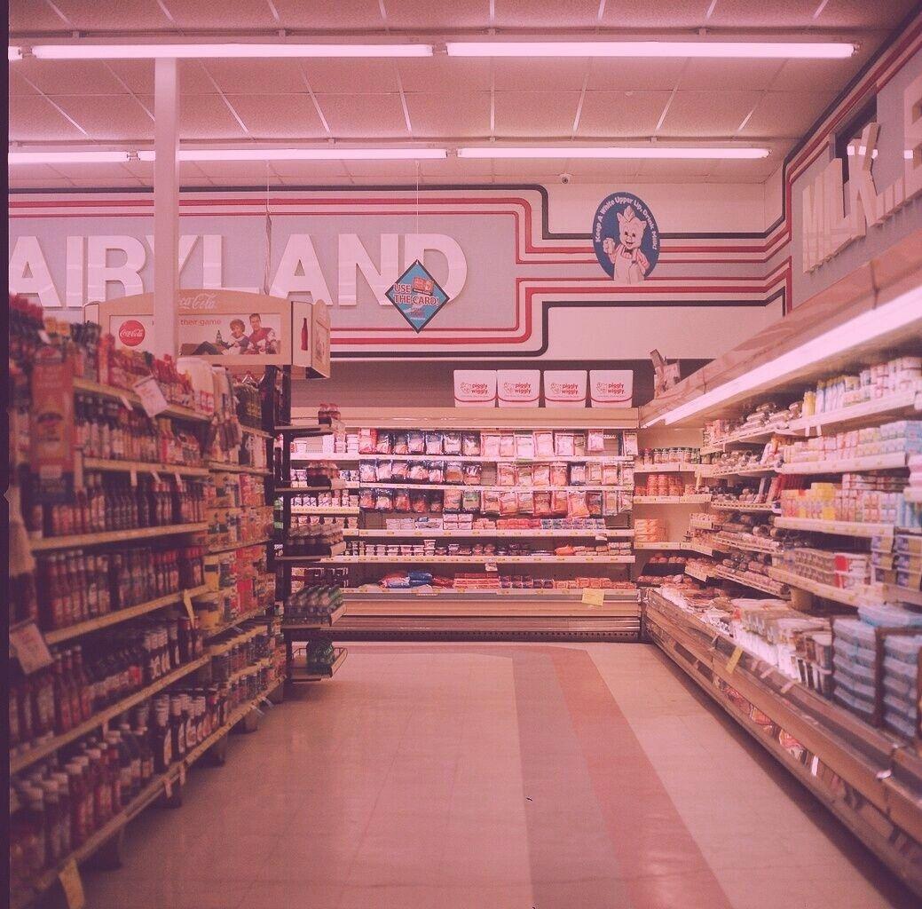 Vintage Pink Supermarket Shopping Pink Photography Pink Aesthetic Pastel Pink Aesthetic