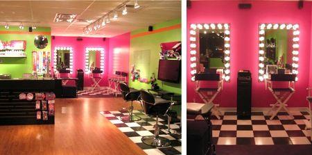 Funky Salon Love The Colours