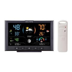 AcuRite Indoor Temperature and Humidity Station with 3 Sensors