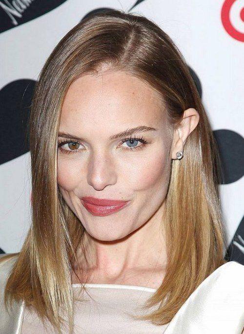 Kate Bosworth Sleek Long Bob Haircuts 2017 Kate Bosworth Style
