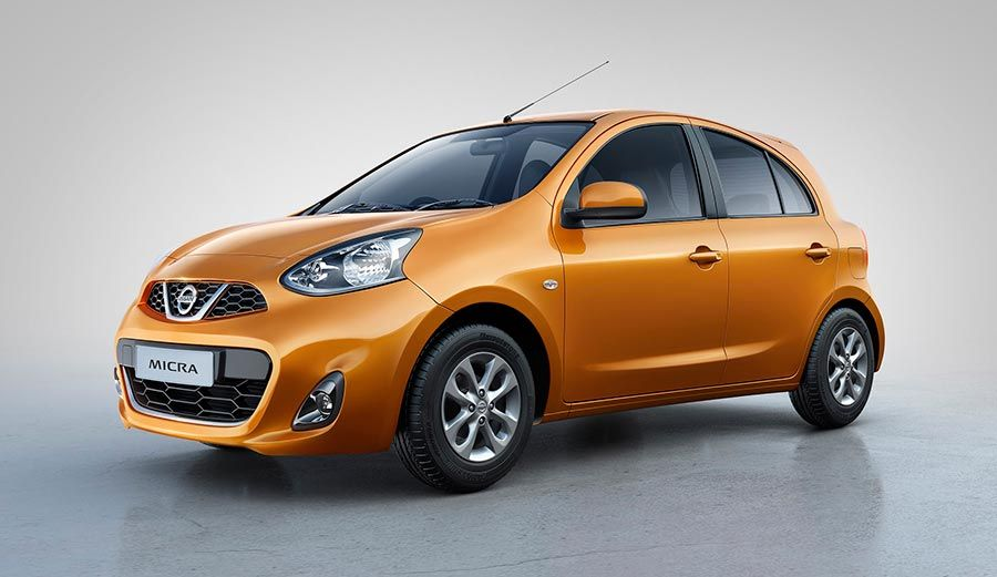 Nissan Introduced A New Color Model Of Micra In India Just Ahead Of The Upcoming Nissan Car Datsun Car