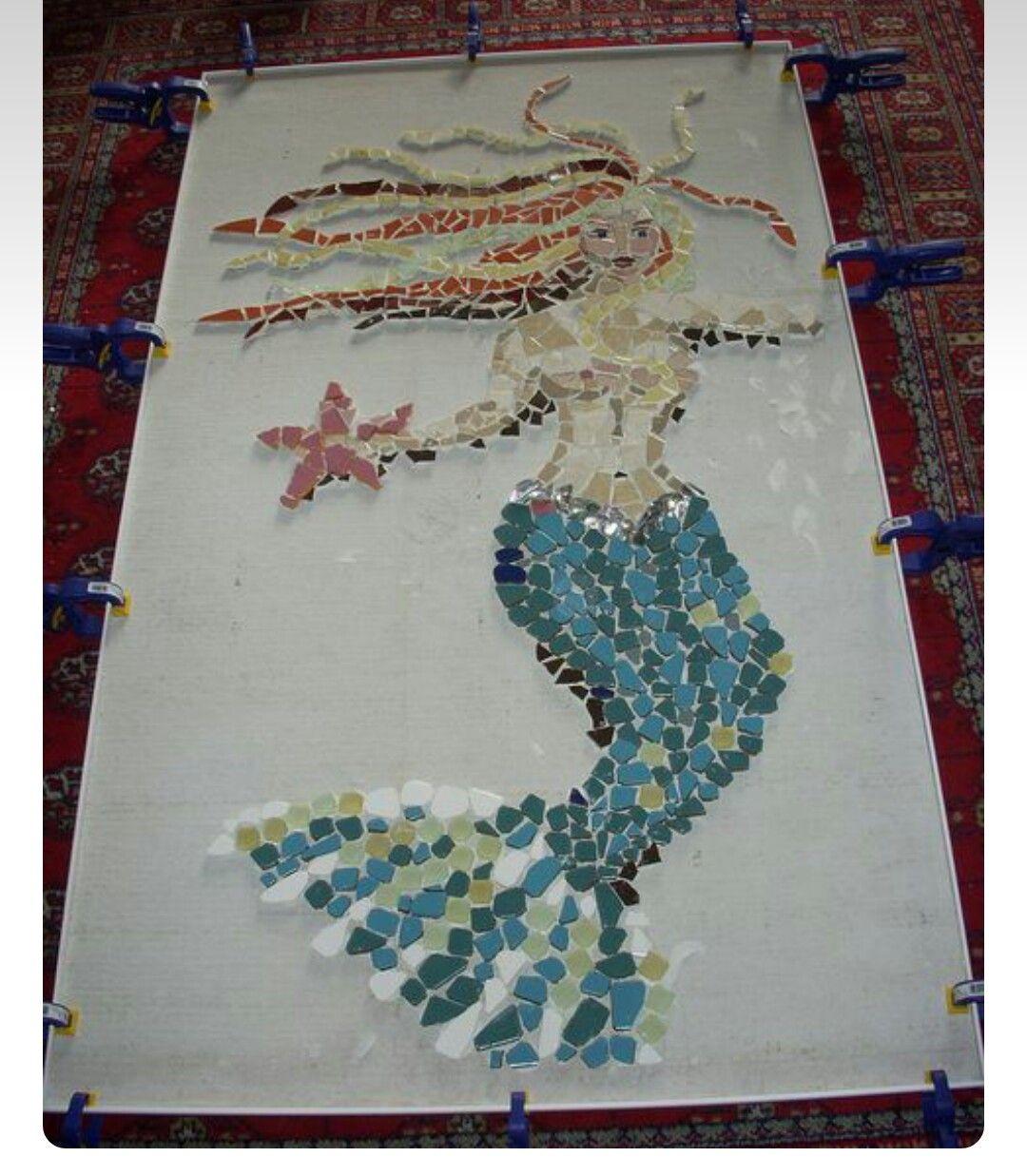 Idea by Bobbie Marchese on Seaglass mermaids Mermaid